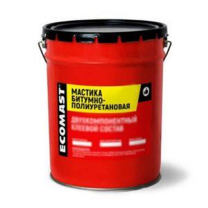 Мастика битумно-полиуретановая